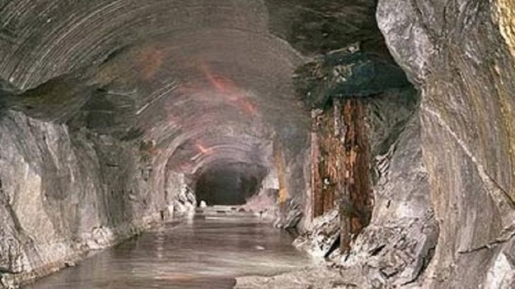 The tunnels of Bucegi Group Bildenberg Interests for the construction 730x410